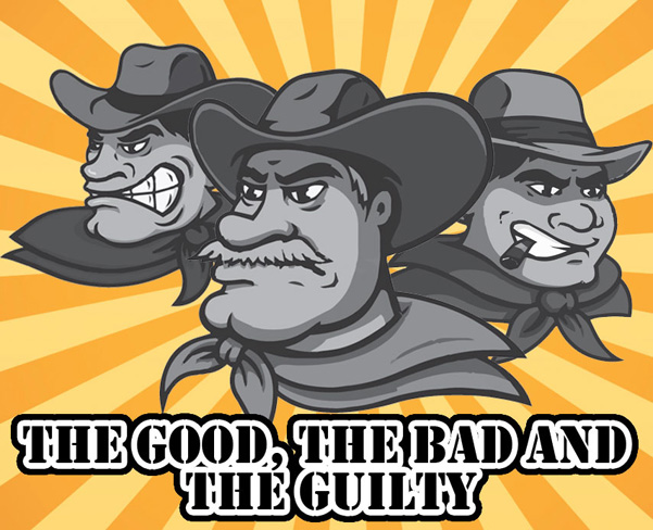 The Good the Bad and the Guilty