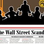 The Wall Street Scandal